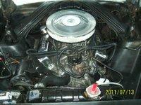 Picture of 1964 Mercury Comet, engine