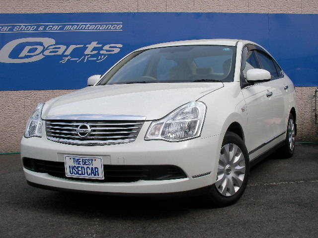 Picture of 2007 Nissan Bluebird, exterior