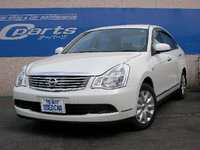 2007 Nissan Bluebird Overview