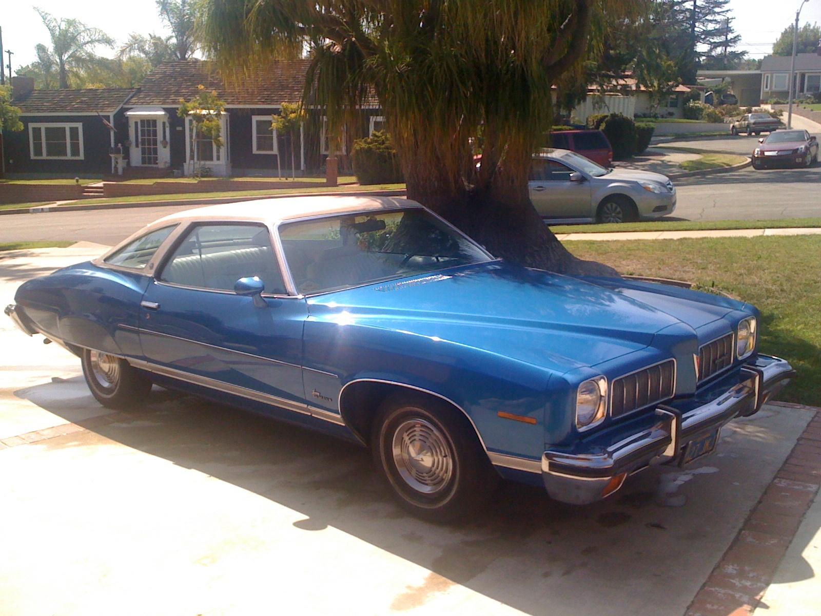 1973 pontiac lemans sport coupe autos post. Black Bedroom Furniture Sets. Home Design Ideas
