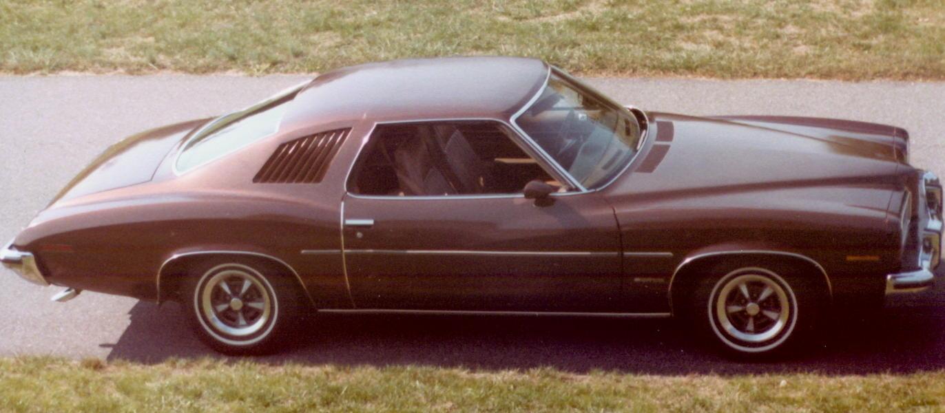Pontiac Le Mans Questions  1973 Pontiac Luxury LeMans  CarGurus