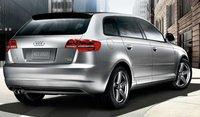 2012 Audi A3, Back Right Quarter View (Audi of America, Inc.), exterior, manufacturer