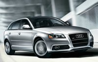 2012 Audi A3, Front Right Quarter View (Audi of America, Inc.), manufacturer, exterior