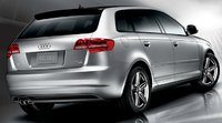 2012 Audi A3, Back View (Audi of America, Inc.), exterior, manufacturer