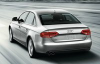 2012 Audi A4, Back View, manufacturer, exterior