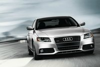 2012 Audi A4, Front View, exterior, manufacturer