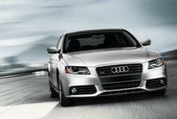 2012 Audi A4, Front View, exterior, manufacturer