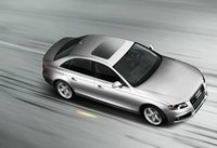 2012 Audi A4, Overhead View, exterior, manufacturer