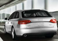 2012 Audi A4 Avant, Back View (Audi of America, Inc.), manufacturer, exterior