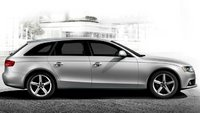 2012 Audi A4 Avant, Right Side View (Audi of America, Inc.), manufacturer, exterior