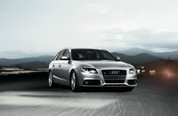 2012 Audi A4 Avant, Front View (Audi of America, Inc.), exterior, manufacturer