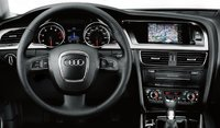 2012 Audi A5, Interior View (Audi of America, Inc.), interior, manufacturer