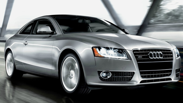 2012 Audi A5, Front Right Quarter View (Audi of America, Inc.), exterior, manufacturer