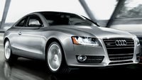 2012 Audi A5, Front Right Quarter View (Audi of America, Inc.), manufacturer, exterior