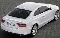 2012 Audi A5, Overhead View, exterior, manufacturer