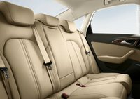 2012 Audi A6, Interior View (Audi of America, Inc.), manufacturer, interior