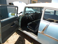 1955 Chevrolet Delray, Original split bench has been replaced with buckets., exterior, interior, gallery_worthy