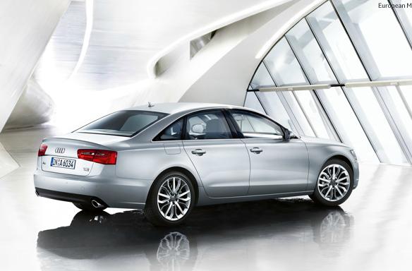 Back Right Quarter View (Audi of America, Inc.)