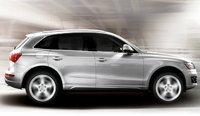 2012 Audi Q5, Right Side View (Audi of America, Inc.), manufacturer, exterior