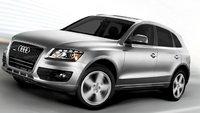 2012 Audi Q5, Front Left Quarter View (Audi of America, Inc.), exterior, manufacturer