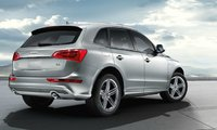 2012 Audi Q5, Back Right Quarter View (Audi of America, Inc.), manufacturer, exterior