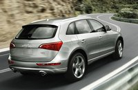 2012 Audi Q5, Back Right Quarter View (Audi of America, Inc.), exterior, manufacturer