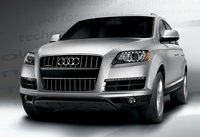 2012 Audi Q7, Front View (Audi of America, Inc.), exterior, manufacturer, gallery_worthy