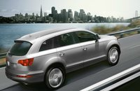 2008 Audi Q7, Back Right Quarter View (Audi of America, Inc.), exterior, manufacturer, gallery_worthy