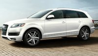 2012 Audi Q7, Left Side View (Audi of America, Inc.), exterior, manufacturer, gallery_worthy