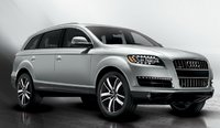 2012 Audi Q7, Front Right Quarter View (Audi of America, Inc.), manufacturer, exterior