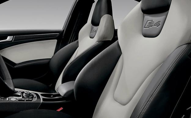 2012 Audi S4, Interior View (Audi of America, Inc.), interior, manufacturer