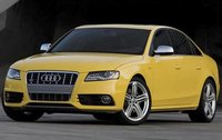 2012 Audi S4, Front Left Quarter View (Audi of America, Inc.), exterior, manufacturer, gallery_worthy
