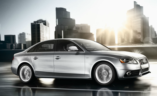 2012 Audi S4, Right Side View (Audi of America, Inc.), exterior, manufacturer