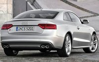 2012 Audi S5, Back Right Quarter View (Audi of America, Inc.), exterior, manufacturer