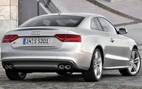 2012 Audi S5, Back Right Quarter View (Audi of America, Inc.), manufacturer, exterior