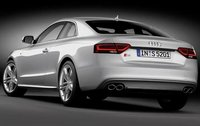 2012 Audi S5, Back Left Quarter View (Audi of America, Inc.), manufacturer, exterior