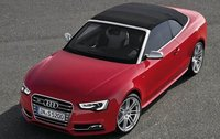 2012 Audi S5, Overhead View (Audi of America, Inc.), exterior, manufacturer