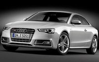 2012 Audi S5, Front Left Quarter View (Audi of America, Inc.), exterior, manufacturer