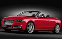 2012 Audi S5, Front Left Quarter View (Audi of America, Inc.), manufacturer, exterior