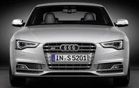 2012 Audi S5, Front View (Audi of America, Inc.), exterior, manufacturer
