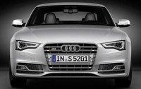 2012 Audi S5, Front View (Audi of America, Inc.), exterior, manufacturer
