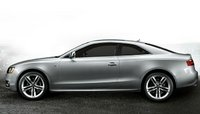 2012 Audi S5, Left Side View (Audi of America, Inc.), manufacturer, exterior