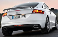 2012 Audi TT, Back View (Audi of America, Inc.), exterior, manufacturer