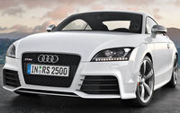 2012 Audi TT, Front View (Audi of America, Inc.), exterior, manufacturer