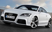 2012 Audi TT, Front Left Quarter View (Audi of America, Inc.), manufacturer, exterior