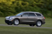 2012 Buick Enclave, Left Side VIew © GM Corp, manufacturer, exterior