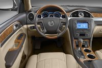 2012 Buick Enclave, Interior View © GM Corp, manufacturer, interior