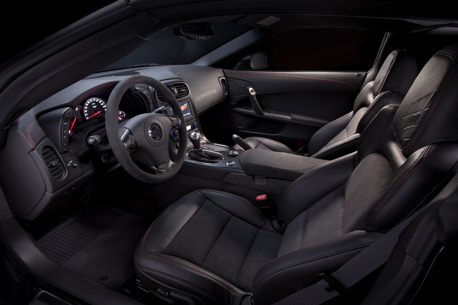 2012 Chevrolet Corvette, Interior View (General Motors Corporation), manufacturer, interior