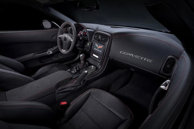 2012 Chevrolet Corvette, Interior View (General Motors Corporation), interior, manufacturer