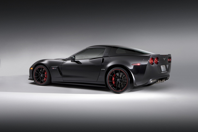 2012 Chevrolet Corvette, Side View (General Motors Corporation), exterior, manufacturer